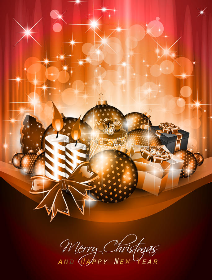 Download Elegant Greetings Background For Flyers Stock Vector - Image: 22217708