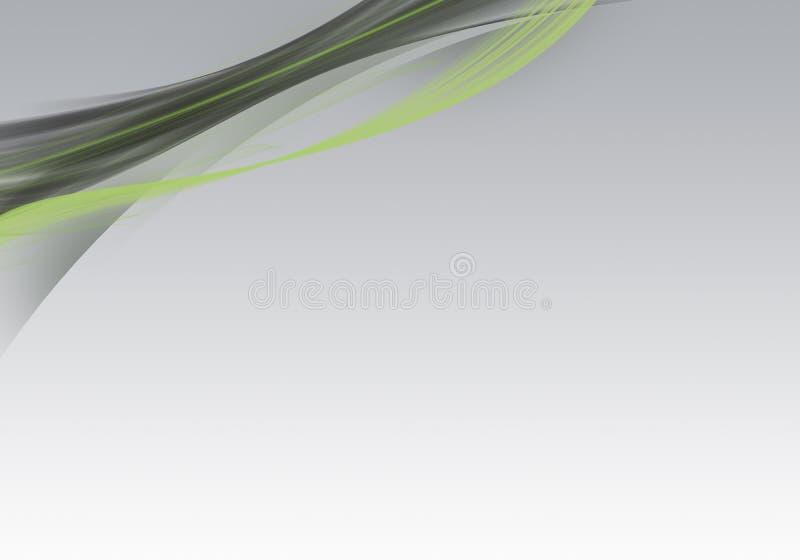 Elegant helder abstract ontwerp als achtergrond met ruimte voor uw te stock illustratie