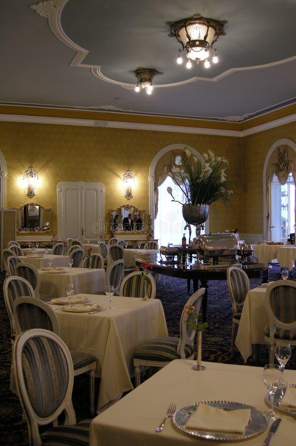 Elegant hoteltrefpunt Italië royalty-vrije stock foto's
