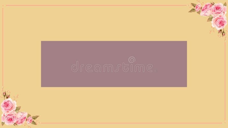 Elegant illustratieontwerp vector illustratie
