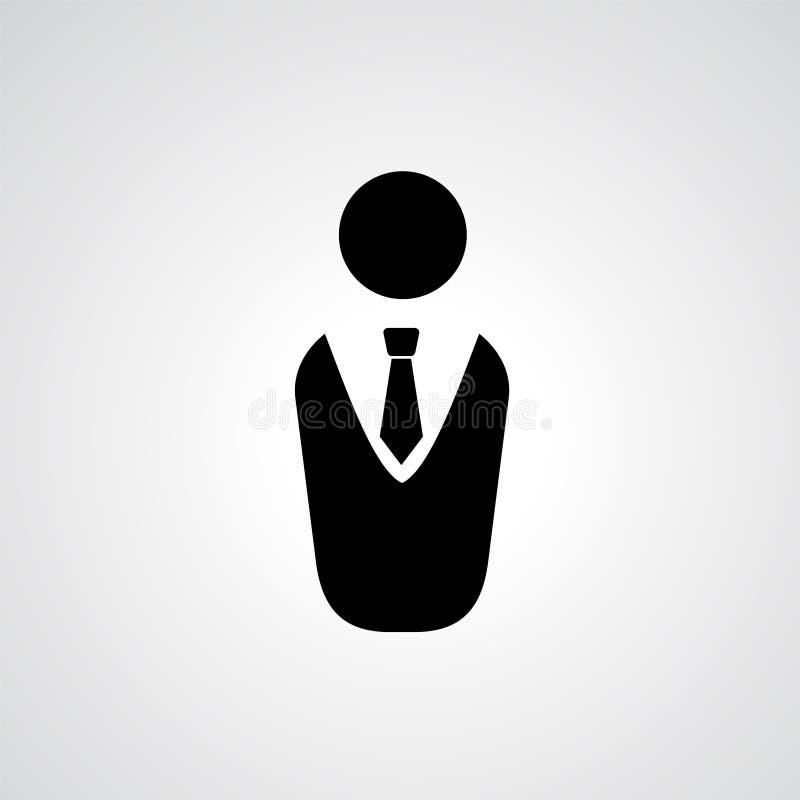 Elegant jasjepictogram royalty-vrije illustratie