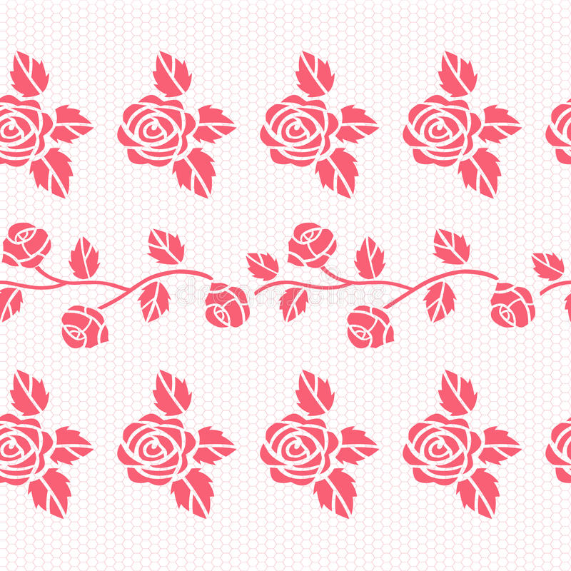 Download Elegant Lace Vector Pattern Stock Photos - Image: 23737823