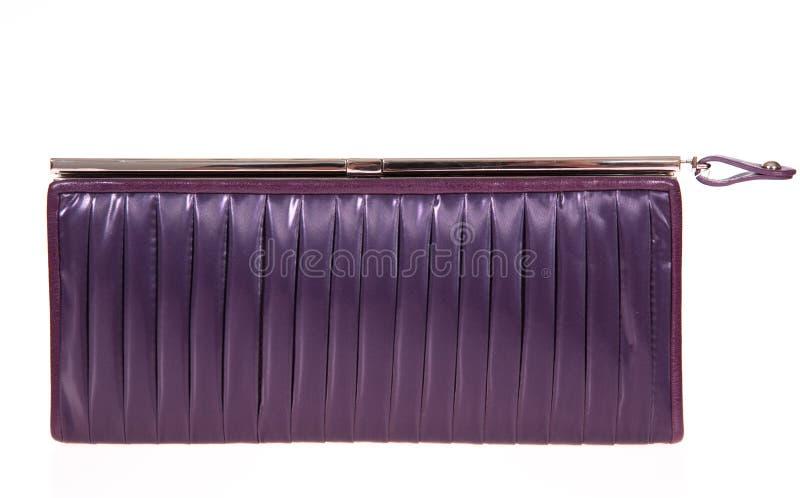 Elegant ladies handbag. royalty free stock images