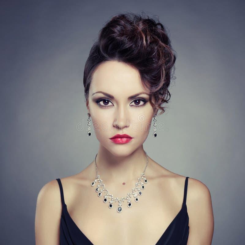 Elegant Lady Royalty Free Stock Photography