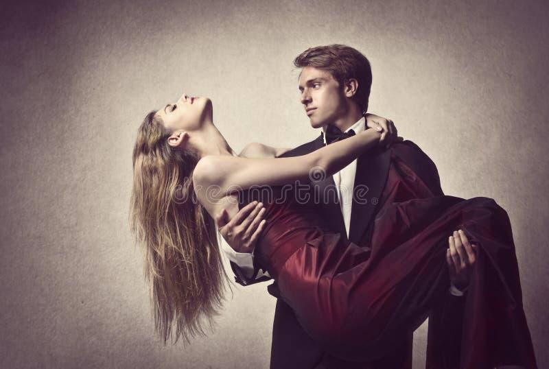 Download Elegant Lovers stock image. Image of boyfriend, elegance - 26042589