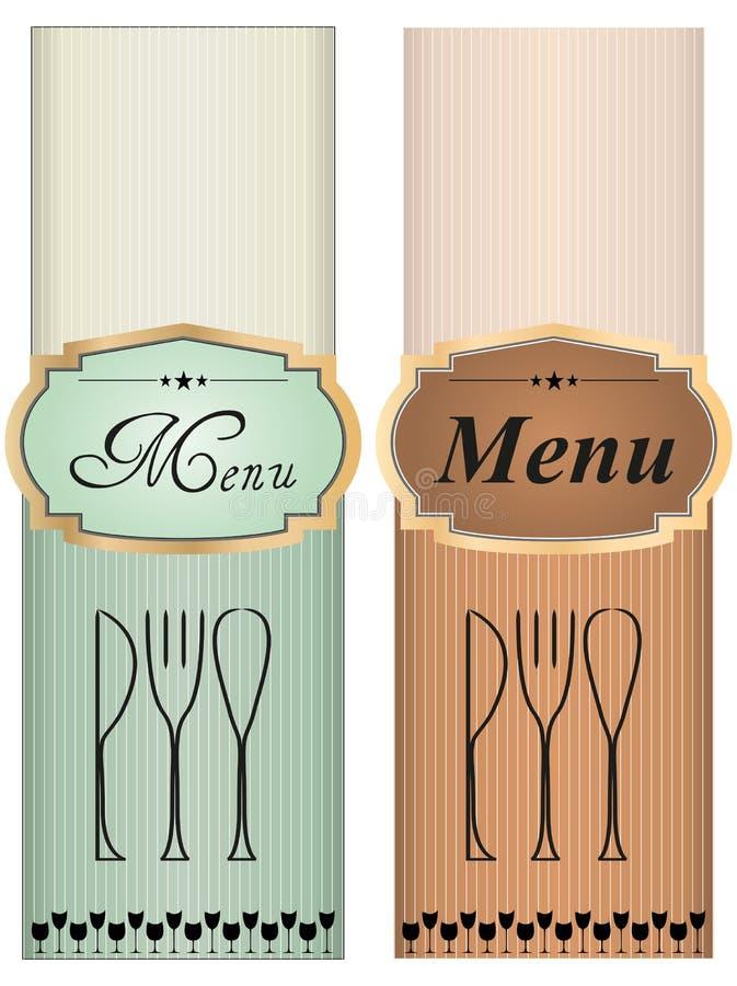 Download Elegant menu stock vector. Illustration of bistro, illustration - 32365674