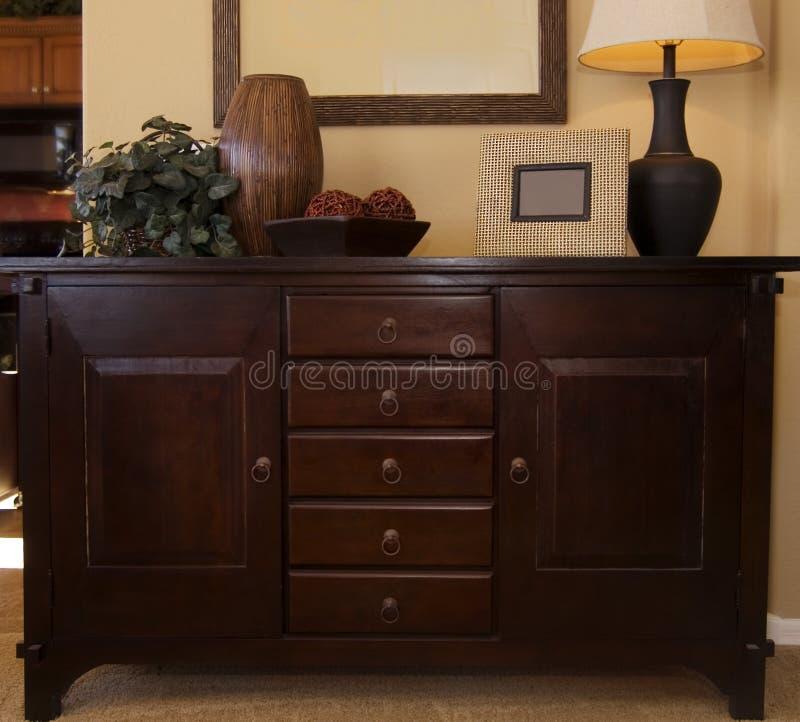 Elegant meubilair stock afbeelding