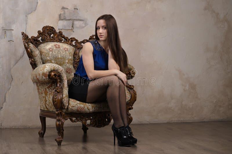 Download Elegant model stock photo. Image of shapely, fashion - 30339222