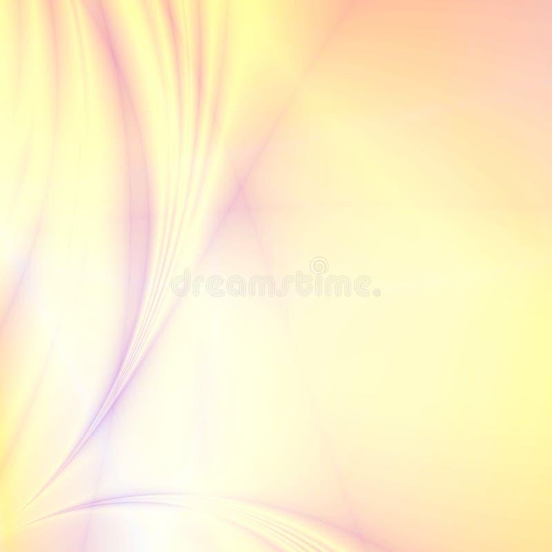 Elegant pastel background or wallpaper stock illustration