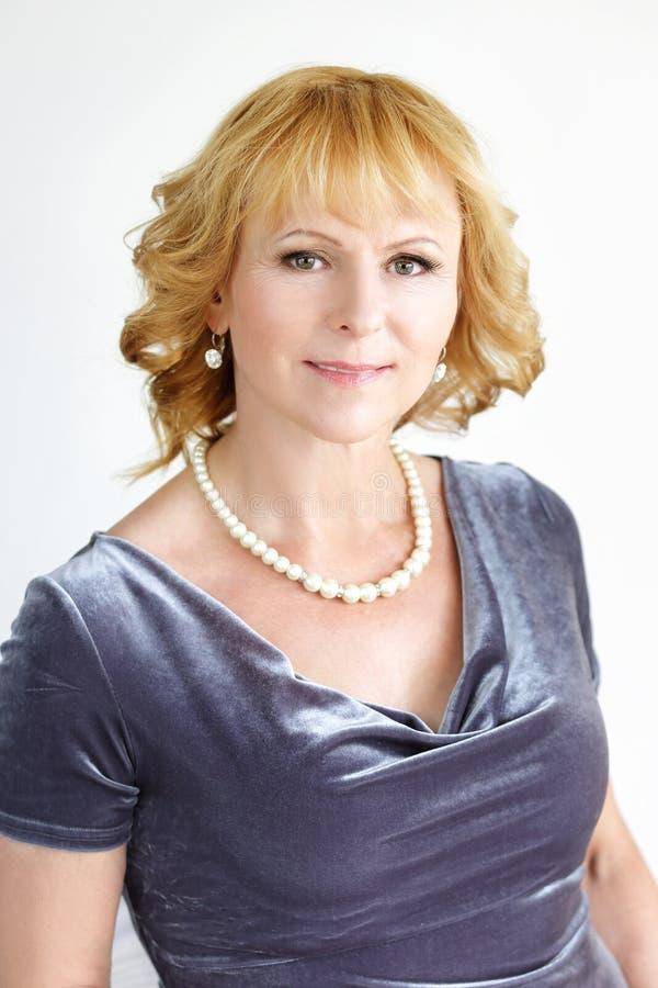 Elegant portret royalty-vrije stock foto