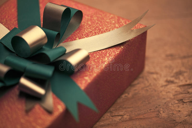 Elegant Present Royalty Free Stock Images