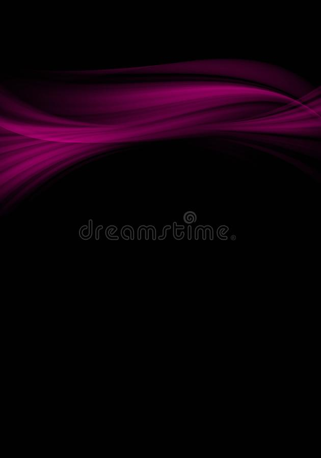 Elegant purple abstract background design royalty free illustration