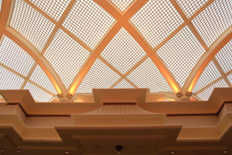 Elegant roof royalty free stock image