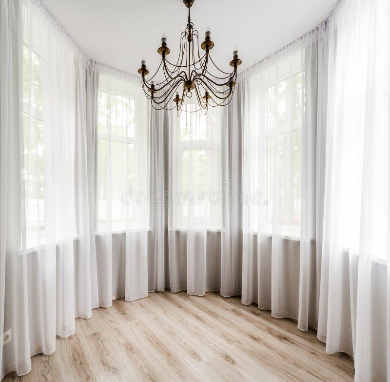 Download Elegant room interior stock image. Image of floor, chandelier - 41869735