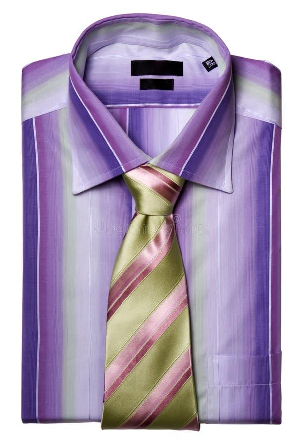 elegant skjorta royaltyfria foton