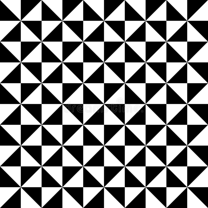 elegant square and triangle geometric background for pattern and design vector illustration
