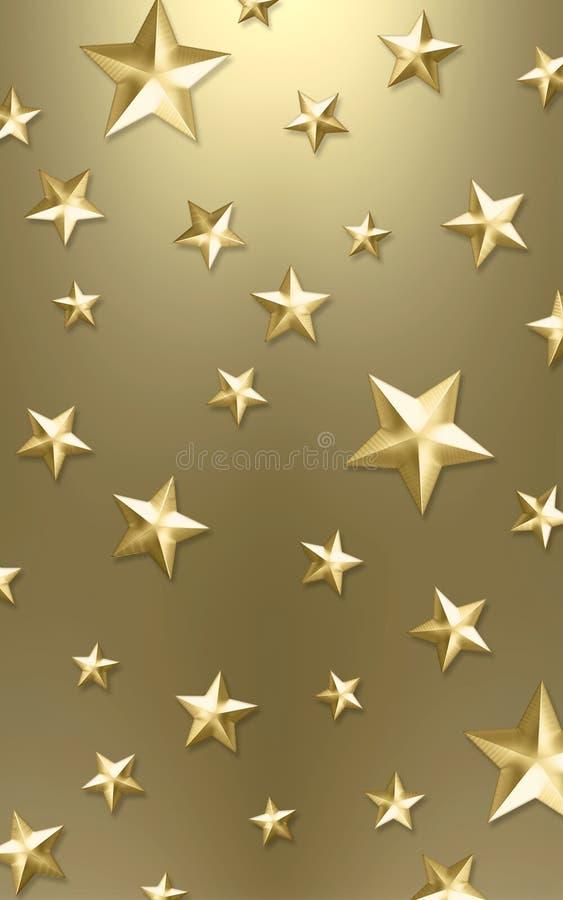 Elegant star background royalty free stock images