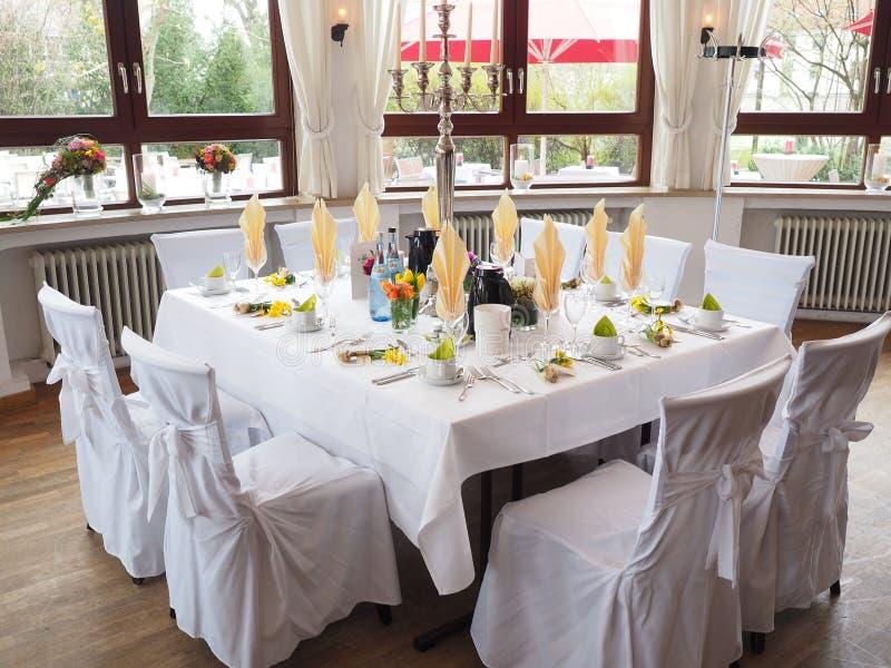 Elegant Table Setting Free Public Domain Cc0 Image