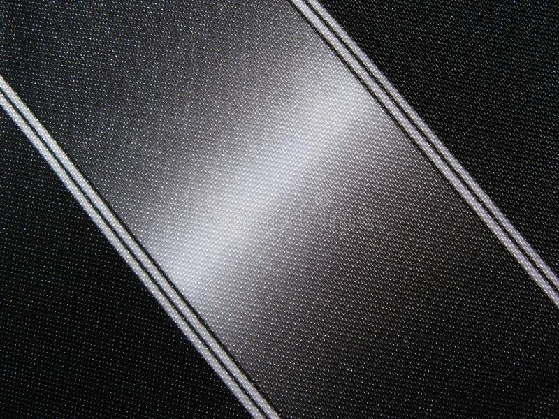 Elegant ties, fragment, macro stock image