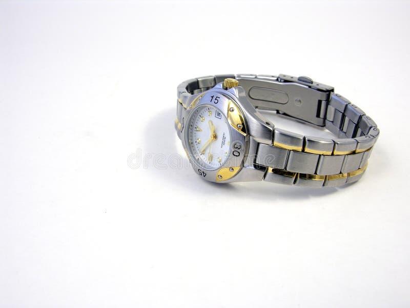 elegant watch arkivfoto