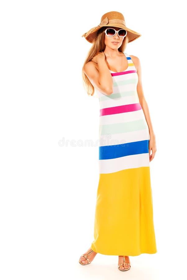 Download Elegant woman stock image. Image of casual, caucasian - 33398423