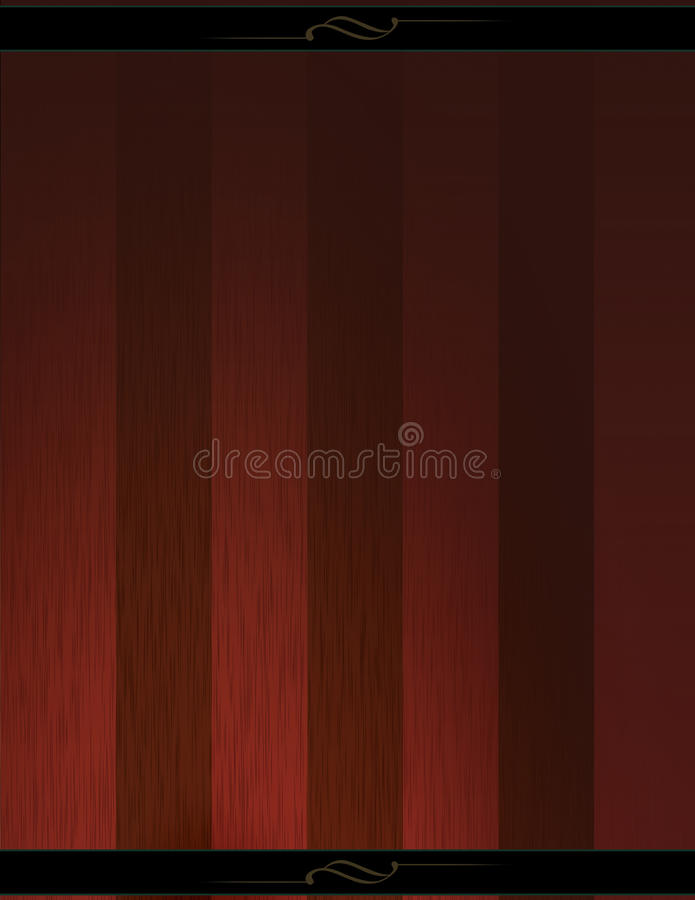 Download Elegant Wood Background I stock illustration. Image of trim - 13182252