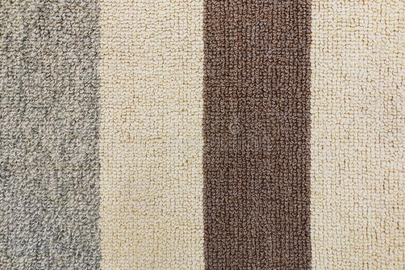 elegant woolen carpet texture for pattern and background royalty free stock image