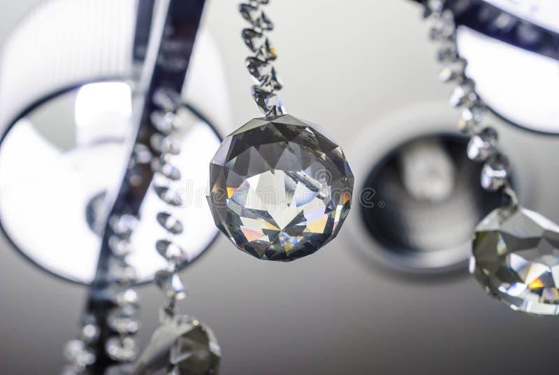 Eleganta Crystal Ball royaltyfri bild