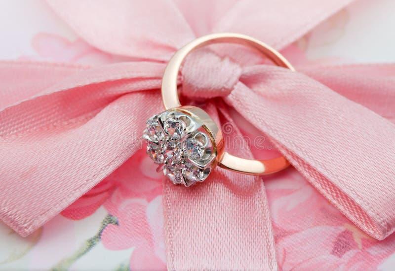 eleganta smycken för briljantar royaltyfri foto