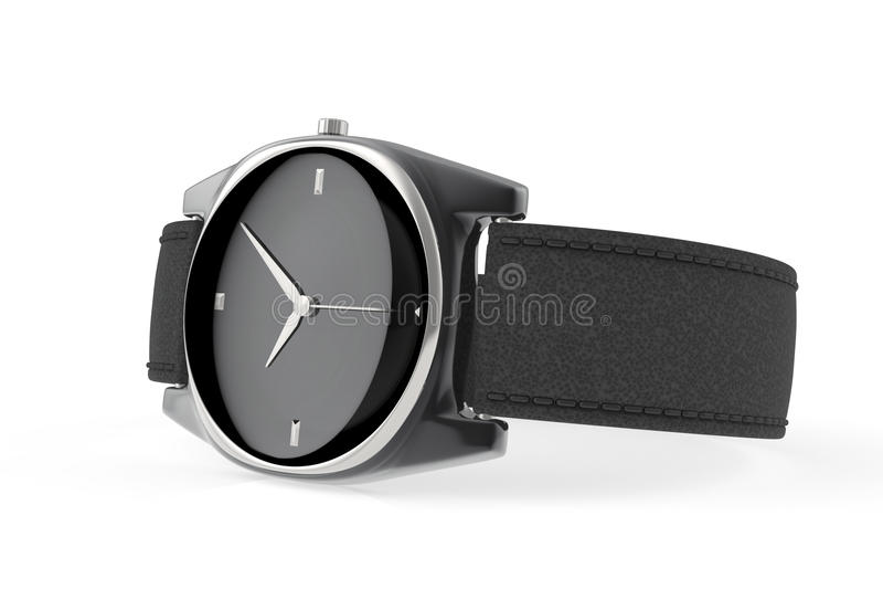 Elegante Armbanduhr vektor abbildung