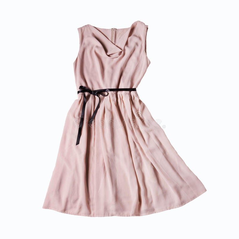 Elegante kleding royalty-vrije stock foto