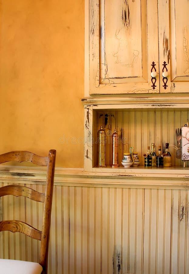 Elegante Leefruimten stock afbeelding