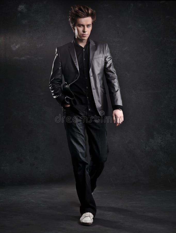 Elegante Männer stockfoto