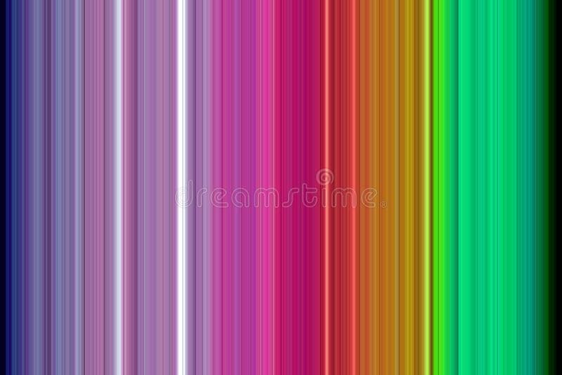 Elegante roze groene lijnen, ontwerp, abstracte achtergrond, patroon stock afbeeldingen