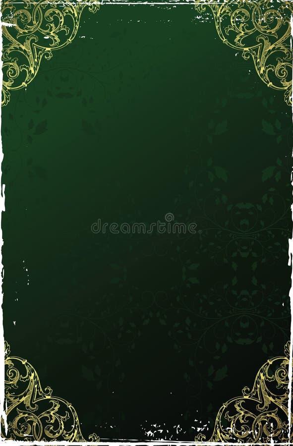Eleganter desgin Hintergrund lizenzfreie abbildung