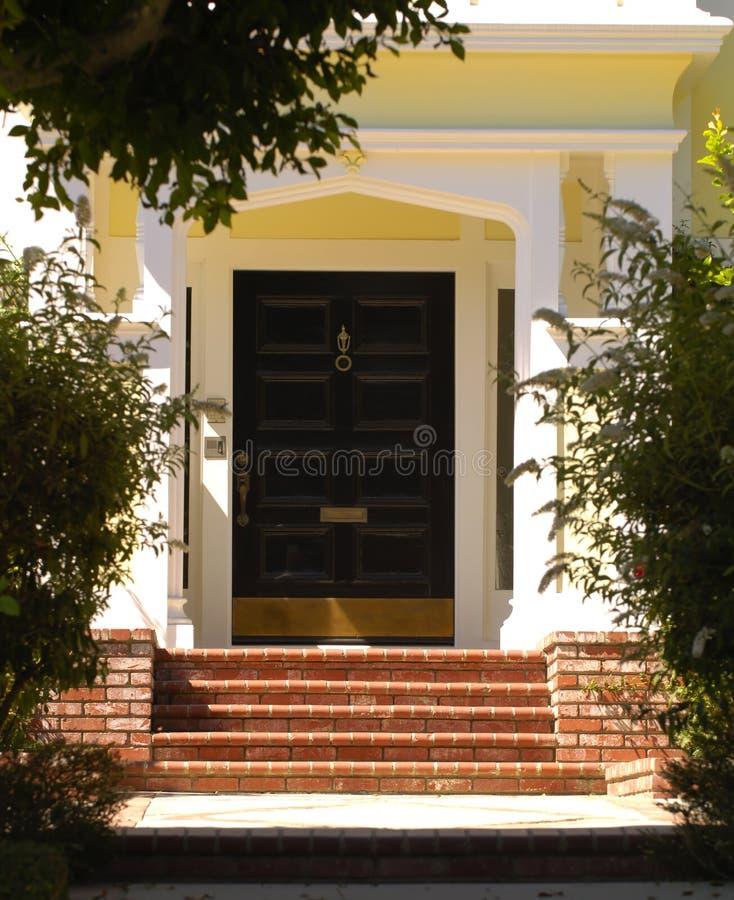 Eleganter Eingang 46 stockbilder