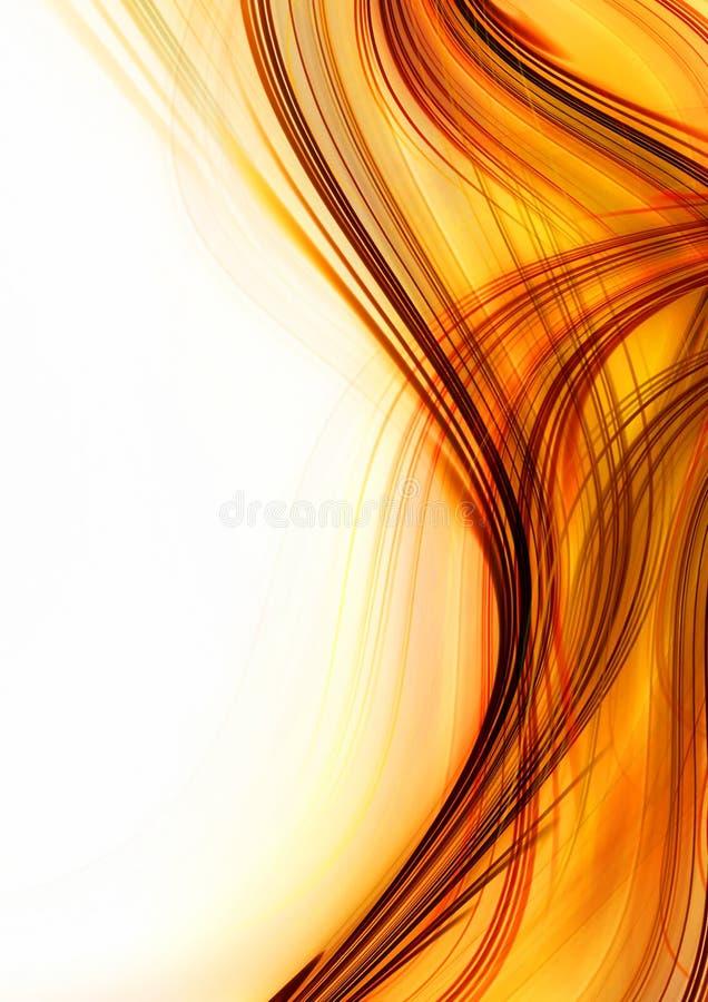 Eleganter Goldhintergrund vektor abbildung