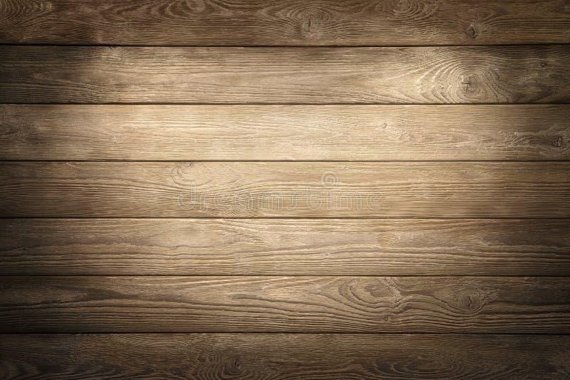 Eleganter hölzerner Plankenhintergrund lizenzfreie stockfotos