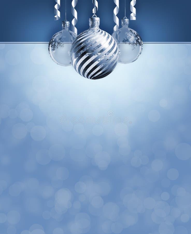 Eleganter Weihnachtsdekor. lizenzfreie stockbilder