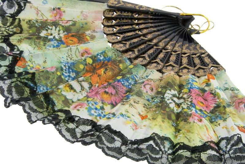 Download Elegantes Chinesisches Gebläse Stockbild - Bild von farbe, zeichnung: 9090471