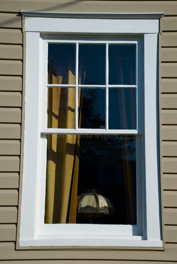 Elegantes Fenster stockfoto
