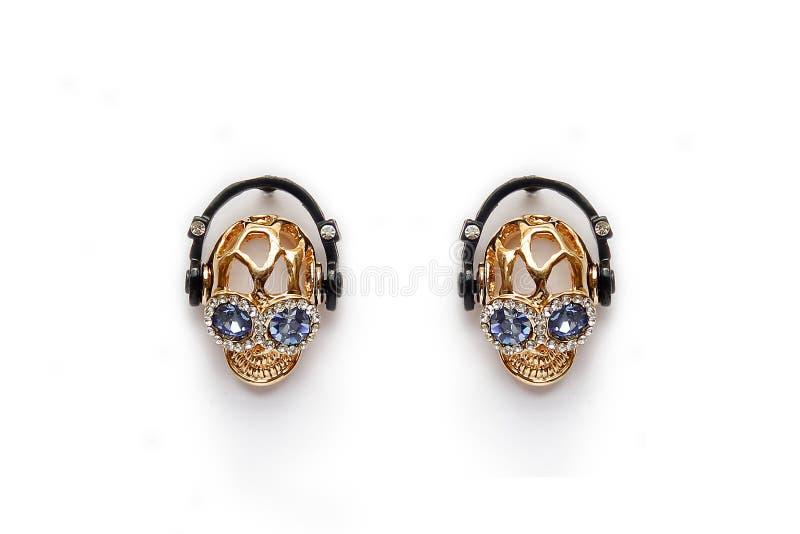 Elegantie Earings stock afbeelding