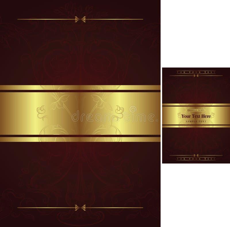 Download Eleganzblumenhintergrund vektor abbildung. Illustration von abdeckung - 9079943