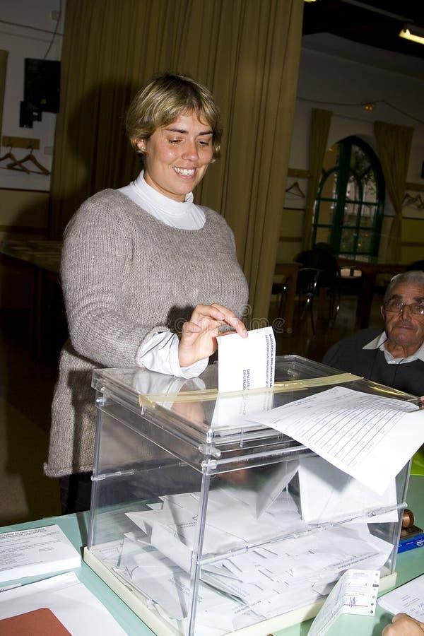 eleição fotografia de stock