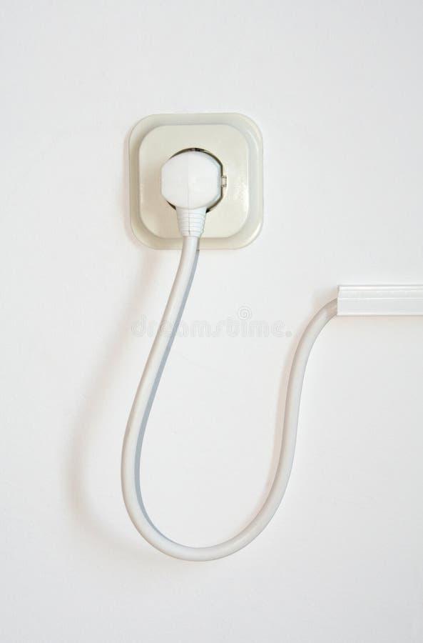 Elektriciteit 1 royalty-vrije stock afbeelding