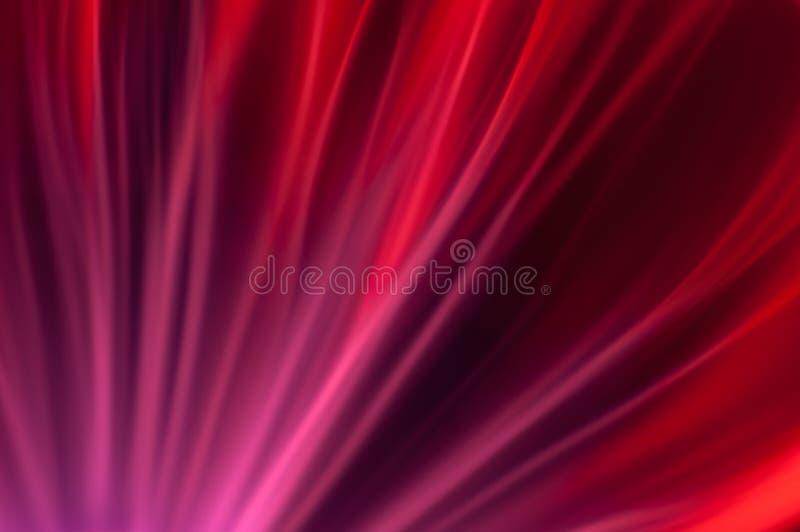 Elektrifiziertes Plasma-Gas lizenzfreie abbildung