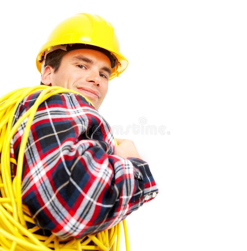elektriker arkivfoton