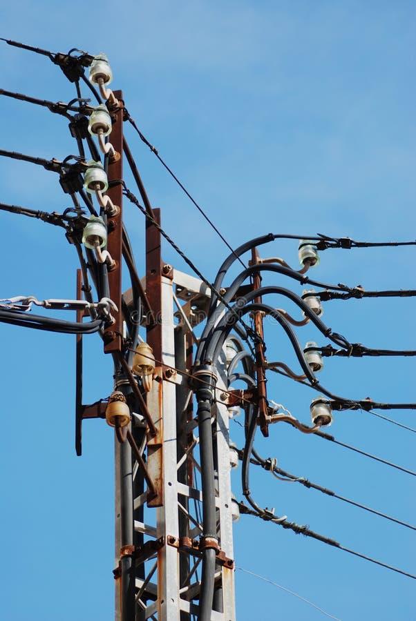 Elektrisch lizenzfreies stockfoto