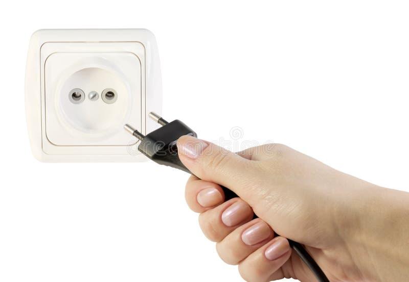 Elektrisch apparaten ter beschikking royalty-vrije stock fotografie
