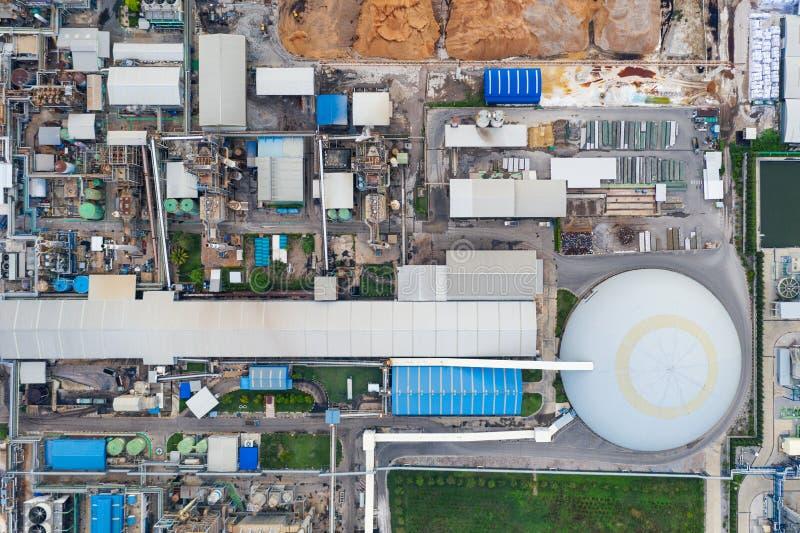 Elektrisch elektrische centralehulpkantoor, Exportgerichte productiedocument verpakking en de golfindustrie stock afbeelding